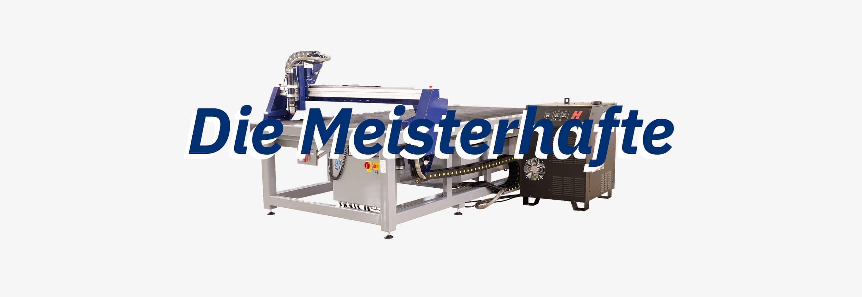CNC Plasmascheideanlagen PlasmaCu PRO