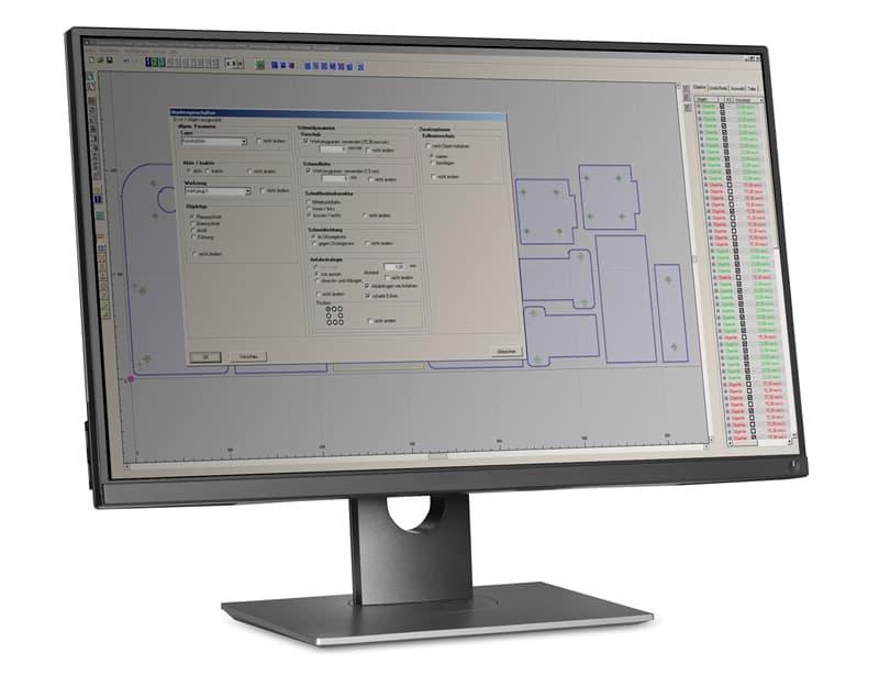 PlasmaCut Software cnc workbench plasma