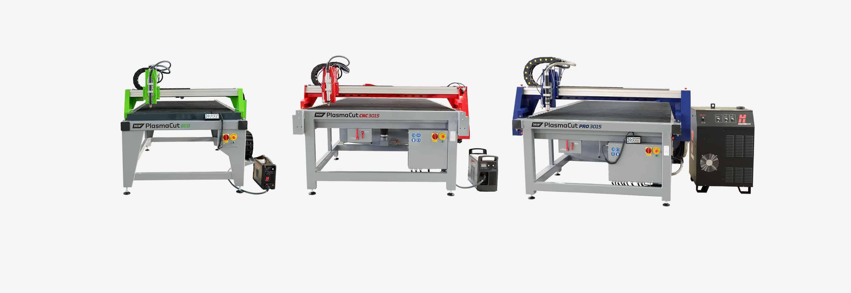 CNC Plasmascheideanlagen PlasmaCut Anlagenvergleich